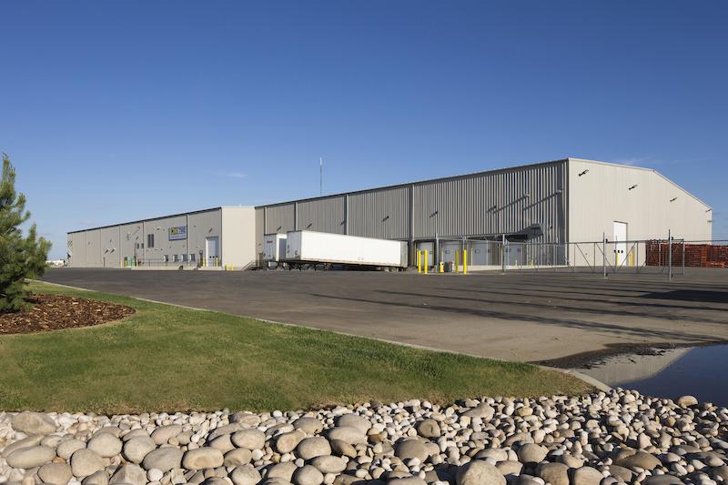 OK Tire Distribution Facility & Warehouse